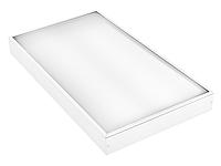 LED светодиодный светильник накладной ОФИС LE-0455