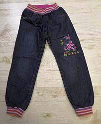 Джинсовые брюки для девочек, Венгрия, Sincere, арт. Q-124