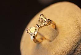 Шикарное кольцо Бант