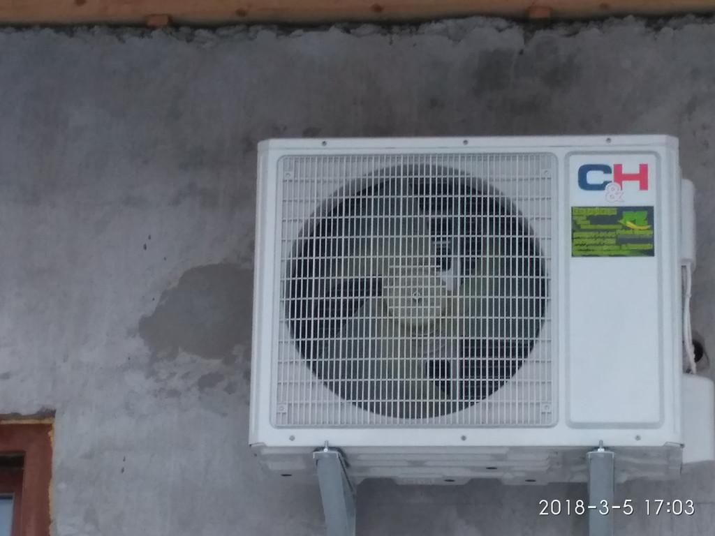 Монтаж побутових кондиціонерів, та системи вентиляції