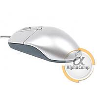 Мышь USB A4-Tech OP-720 Silver
