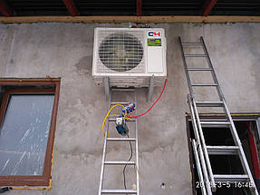 Монтаж побутових кондиціонерів, та системи вентиляції 20