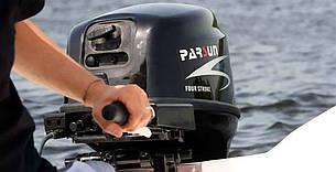 Човновий 2-х тактний мотор PARSUN T40J BMS, фото 2