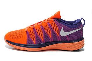 Кроссовки женские Nike Flyknit Lunar 2+ / FLW-026