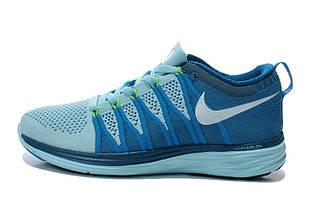 Кроссовки женские Nike Flyknit Lunar 2+ / FLW-027