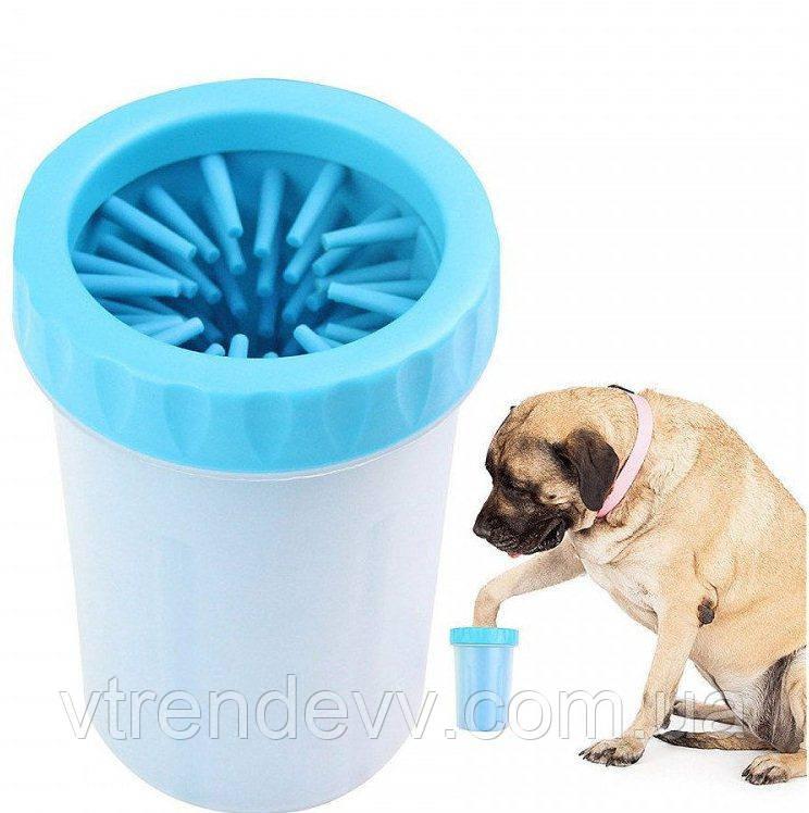 Лапомойка-стакан Soft gentle, для собак 22 см
