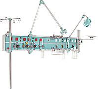 Горизонтальный реанимационный модуль — алюминиевая рейка