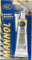 Прозрачный силиконовый герметик ESTOCADA SILICONE-GASKET transparent 85г.