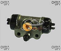 Цилиндр тормозной рабочий, задний, левый / правый, Chery Jaggi [S21,1.3], S21-3502120, ABE
