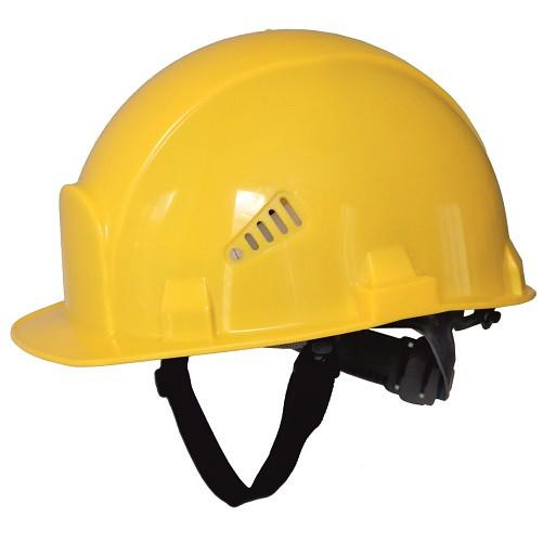 Каска защитная СОМЗ-55 Favori®T ZEN® желтая 75315