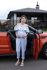 Комбінезон One Size by Elena Kravets S Блакитний 0011, КОД: 270309