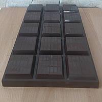 Натуральный сырой ремесленный (крафтовый)   шоколад 100 %  Forastero, нетемперирован 1 кг