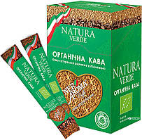Растворимый кофе Nero Aroma Verde в стіках 2 г