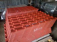 Керамопласт кровельный материал Черепица 1460х900х50