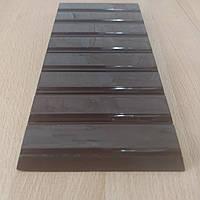 Натуральный сырой ремесленный (крафтовый)   шоколад 100 %  Forastero, нетемперирован 250 г