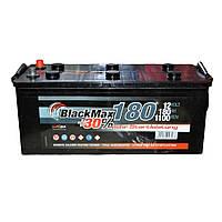 Автомобильный аккумулятор BlackMax 6СТ-180Ah Аз 1100A (EN) BТ5077