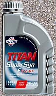 Масло синтетическое TITAN  SUPER ECO-DT 5W30 1L
