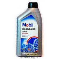 Трансмиссионное масло синтетическое MOBILUBE HD 75W-90 1L