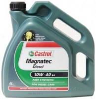 Масло полусинтетическое CASTROL MAGNATEC D 10W40 B4 5L