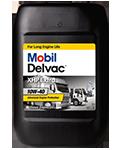 Масло полусинтетическое MOBIL DELVAC MX EXTRA 208L 10W-40