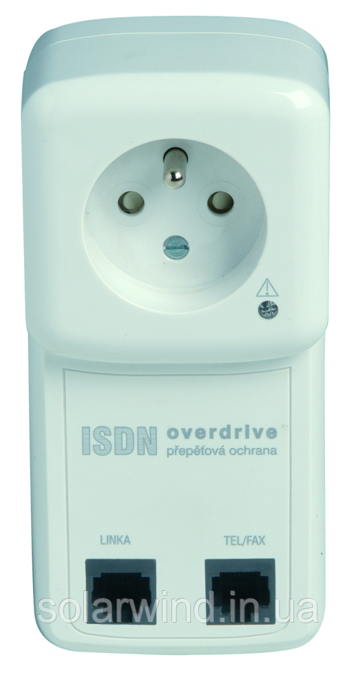 Ограничитель перенапряжения УЗИП SALTEK ISDN-OVERDRIVE X16