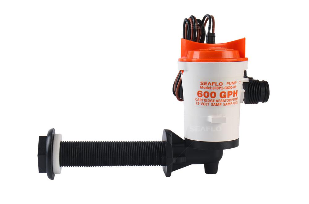 Аэратор горизонтальный 600GPH SFBP1-G600-05 SEAFLO