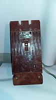 Автоматический выключатель А3726 БУ3 250А