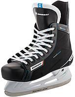 Коньки хоккейные Nordway NDW300, Черный, 39