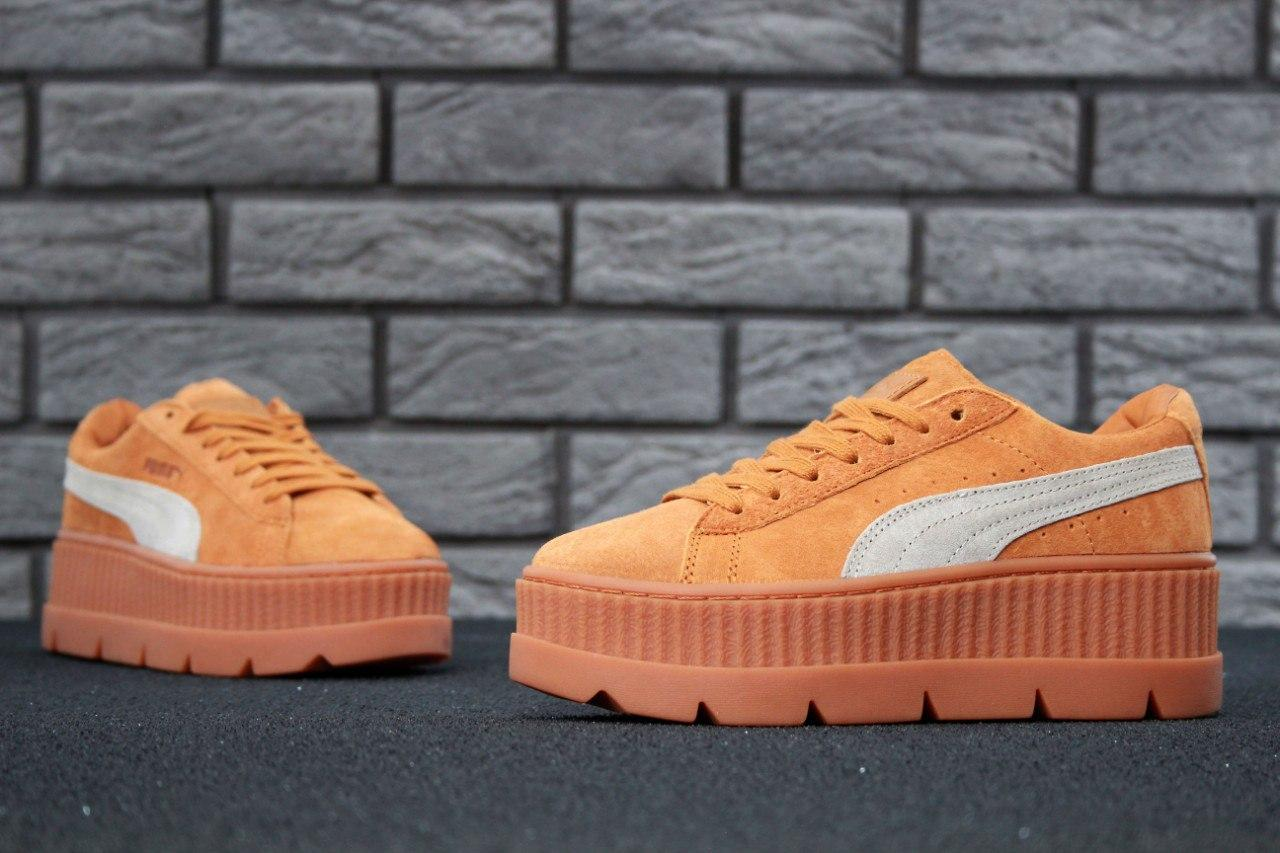 Женские крипперы Rihanna x Puma Fenty Cleated Creeper