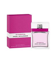 Женская туалетная вода Angel Schlesser So Essential (цветочный, древесный, фруктовый аромат), 100 мл NNR ORGIN