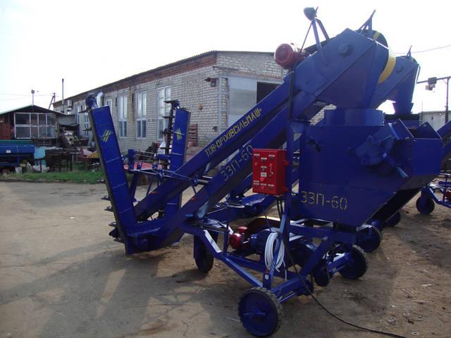 Изготовление зернометателя под заказ 7