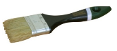 """Кисть тип """"Английская"""", деревянная ручка БРИГАДИР, 3""""/ 75мм (63923005)"""