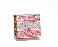 Шкатулка-книга на магните с 4 отделениями Рушник
