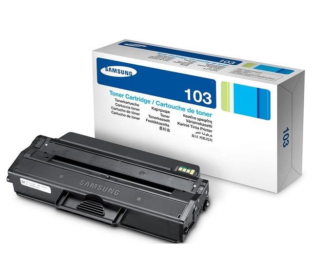 Заправка картриджа MLT-D103L, принтера Samsung SCX-4729FD/ML-2955ND