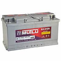 Автомобильный аккумулятор Mutlu Silver 6СТ-100Ah АзЕ 830A (EN) SMF60044