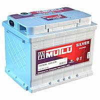 Автомобильный аккумулятор Mutlu Silver 6СТ-60Ah Аз 510A (EN) SMF56017