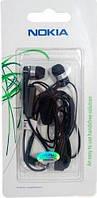 Гарнитура Nokia HS-47 + в подарок Аудиопереходник Nokia AD-53, Original, 2,5mm,/наушники/hands free/наушники с микрофоном /нокиа/Стереогарнитура