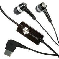 Гарнитура Samsung D800 (вакуумная в блистере), Original, Черная /наушники/hands free/наушники с микрофоном /самсунг