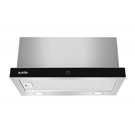 Вытяжка VENTOLUX GARDA 60 BG 1000 TC LED, фото 2