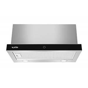 Вытяжка VENTOLUX GARDA 60 BG 1000 TC LED