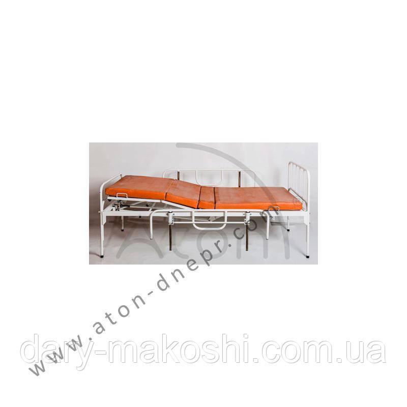 Кровать функциональная четырехсекционная с мехприводом КФ-4 Мп-Э