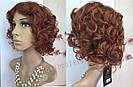 🧡 Натуральный парик из кучерявых натуральных волос, бестия 🧡, фото 2