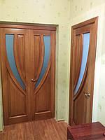 Двери из массива сосны,ольхи,ясеня,дуба распашные в Харькове