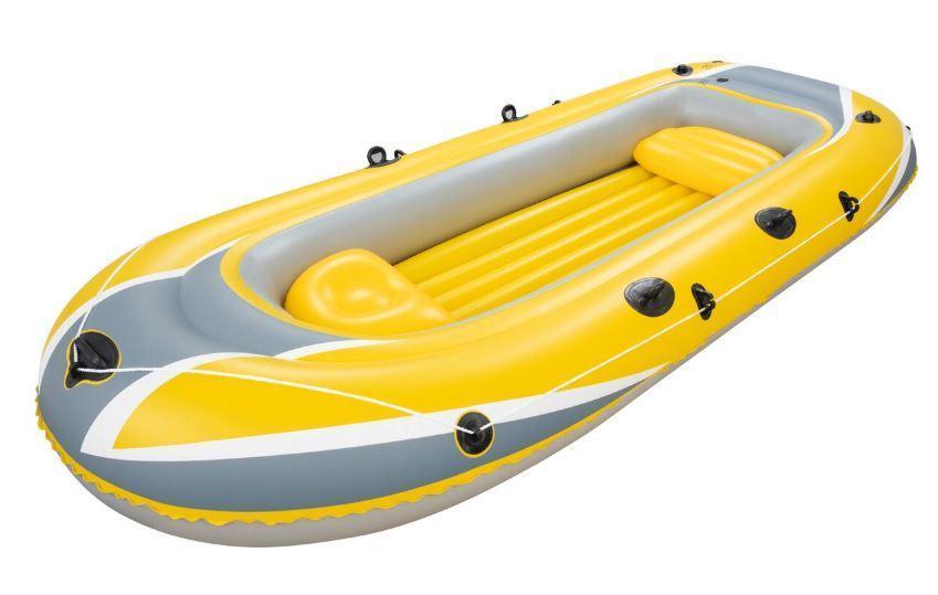 Туристическая надувная лодка Bestway 61066