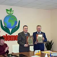 """Предприятие """"5 ELEMENT"""" получило сертификаты ISO 9001 и ISO 14001"""
