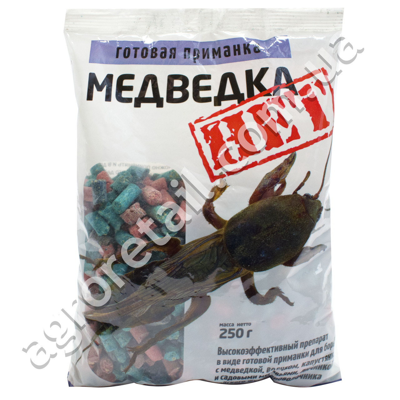 Инсектицид Медведка нет гранула 250 г
