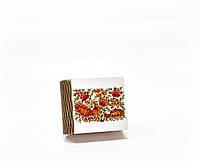 Шкатулка-книга на магните с 1 отделением Чарівна пташка