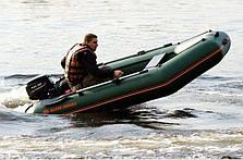 Туристическая надувная лодка KOLIBRI KM-300 PP, фото 3