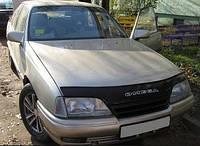 Дефлектор капота (мухобойка) Opel Omega A 1986-1994, Vip Tuning, OP33