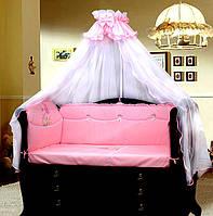 Набор постельного белья в детскую кроватку Незабудка Greta
